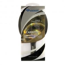 Intersport Carbotec 7000 Raquette de tennis de tab. black-gold
