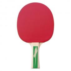 Intersport PRO 3000 Raquette de ping pong black-red